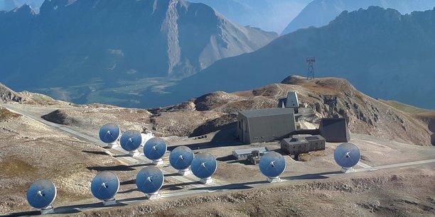 Leader pour les hexapodes destinés aux grands télescopes terrestres, Symétrie équipe notamment l'Interféromètre du Pic de Bure, dans les Hautes Alpes.