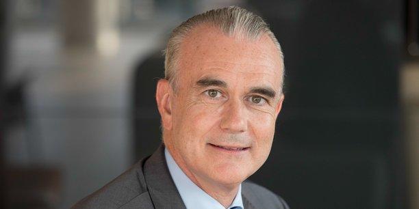 Philippe Aymerich est directeur général délégué en charge de la banque de détail en France (SG, Crédit du Nord et Boursorama) et des Ressources du groupe (informatique, immobilier, achats) depuis mai 2018.