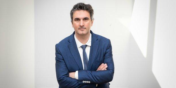 Guillaume Choisy, le directeur général de l'Agence de l'eau Adour-Garonne.