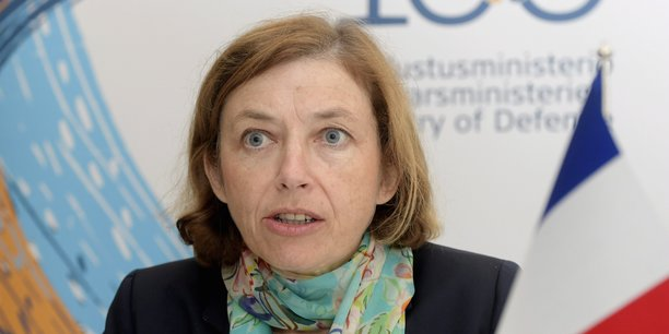 Florence Parly, ministre de la Défense.