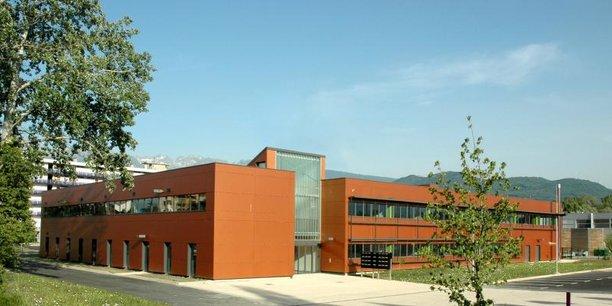Le futur lieu totem de la Medtech grenobloise verra le jour au rez-de-chaussée du bâtiment Biopolis, situé à la Tronche