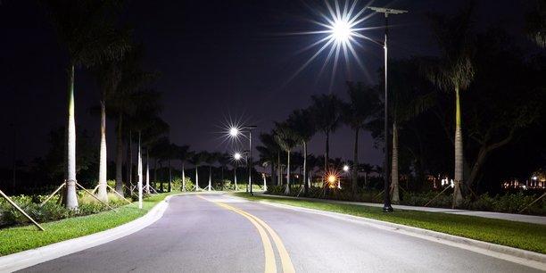 Sunna Design démarre aux Etats-Unis la commercialisation de sa nouvelle offre d'éclairage public solaire as a service