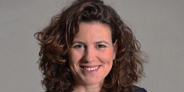 Nadia Filali, directrice des programmes Blockchain et pilote de LaBChain à la Caisse des Dépôts.