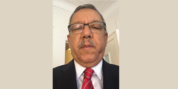 Mohamed Ould Debagh, vice-président du groupe BSA.