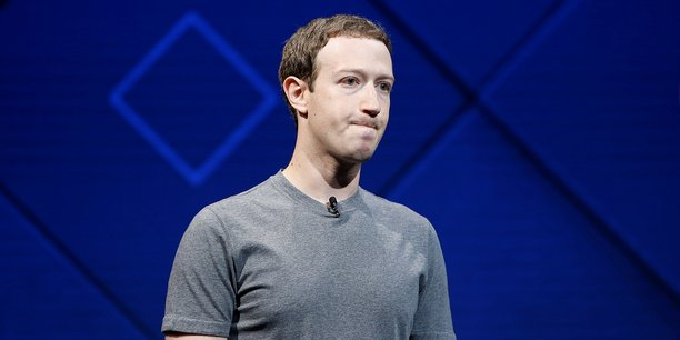 Facebook : la mauvaise semaine de Mark Zuckerberg