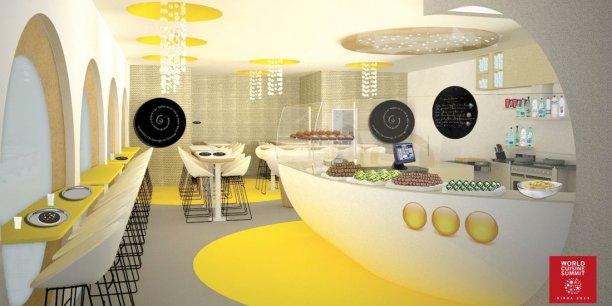 La Bowlangery, un concept de restaurant présenté au World Cuisine Summit. Son utilisation intelligente des bas morceaux peut être une réponse au gaspillage. © World Cuisine Summit