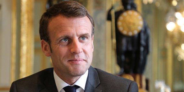 Emmanuel Macron a annoncé lundi 13 mai la création d'un fonds d'investissement de 225 millions d'euros pour aider les entreprises culturelles et créatives à se développer.