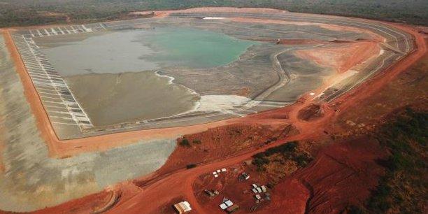 La mine d'or de Fekola, détenue à 80% par B2Gold et 20% par l'Etat malien, devrait générer plus de 5 millions d'once d'or.