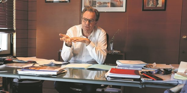 Renaud Muselier a obtenu que la Région consacre 7 millions d'euros pour l'aide et l'accompagnement de 6.500 entreprises locales.