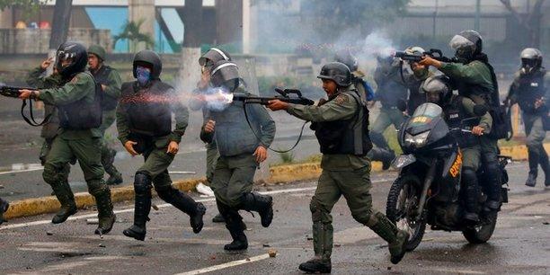 Amnesty accuse le venezuela de violations des droits de l'homme[reuters.com]
