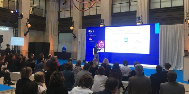 Mercredi 15 mai, 140 startups ont pitché leur solution au siège du LCL, qui souhaite dessiner la banque urbaine de demain.