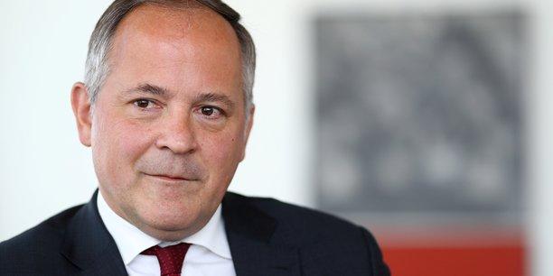 Benoît Cœuré, membre du directoire de la Banque centrale européenne, dirigera cette taskforce sur les cryptoactifs.