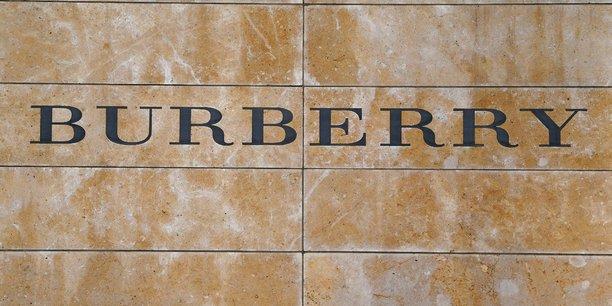 Burberry a fait du surplace en 2018, mise sur ses nouvelles collections[reuters.com]