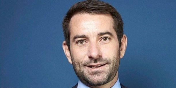 Jean-Christophe Tortora, président de La Tribune.