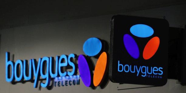 Bouygues porte par la vigueur des telecoms, objectifs maintenus[reuters.com]