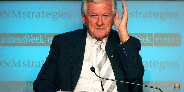 Mort de l'ex-premier ministre travailliste australien bob hawke[reuters.com]