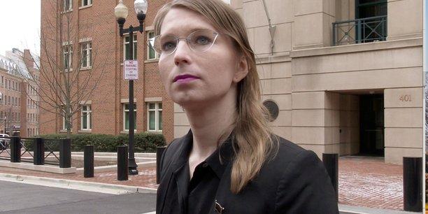 Retour en prison pour chelsea manning, pour outrage a la justice[reuters.com]