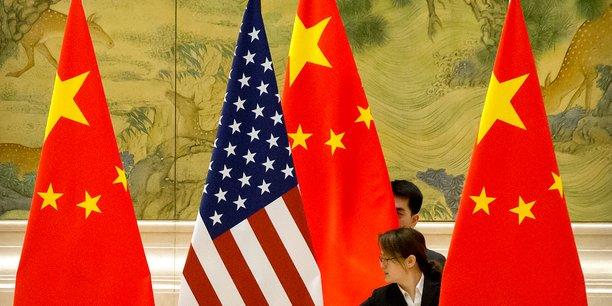 Commerce: l'impact des tensions avec les etats-unis est controlable, dit pekin[reuters.com]