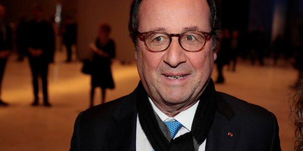 Hollande annonce qu'il votera pour ps-place publique[reuters.com]