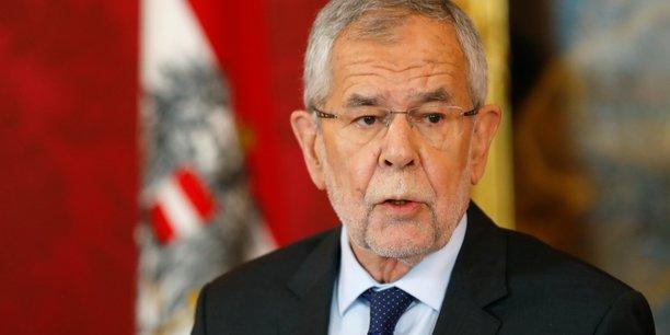 Le president autrichien pour des elections anticipees debut septembre[reuters.com]
