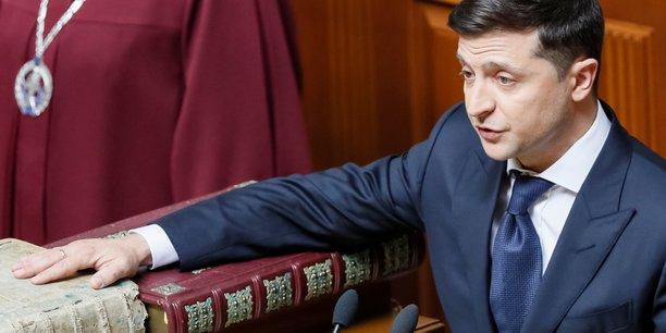 Ukraine: zelenski dissout le parlement et convoque des elections[reuters.com]