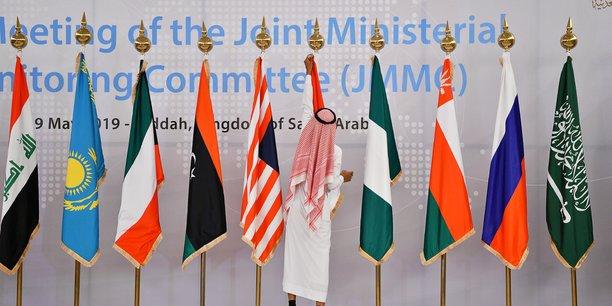 Certains ministres de l'Energie des membres de l'Organisation des pays exportateurs de pétrole (Opep) et leurs partenaires se sont réunis le week-end dernier à Djeddah, en Arabie saoudite, pour discuter de leur accord de limitation de la production.