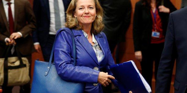 L'ecofin plus optimiste sur la croissance, selon une ministre espagnole[reuters.com]