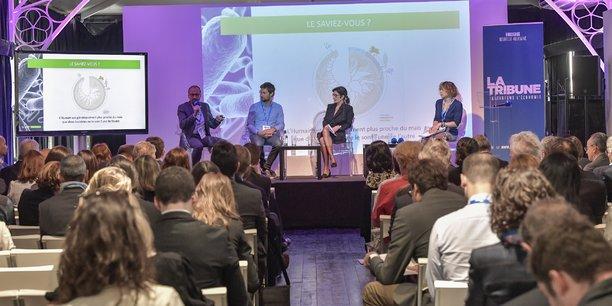 Le Forum Santé Innovation a rassemblé plus de 200 personnes ce 15 mai à l'Institut culturel Bernard Magrez, à Bordeaux.
