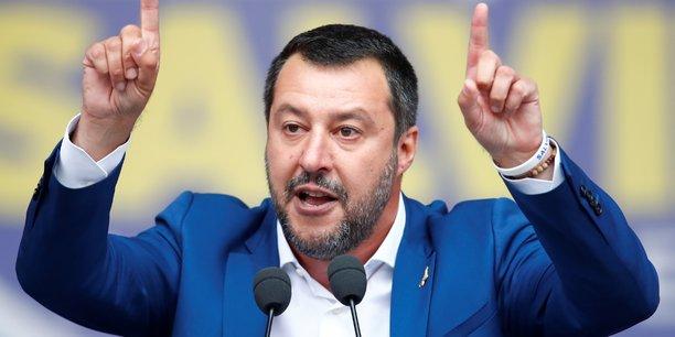 Salvini s'en prend de nouveau aux regles budgetaires de l'ue[reuters.com]