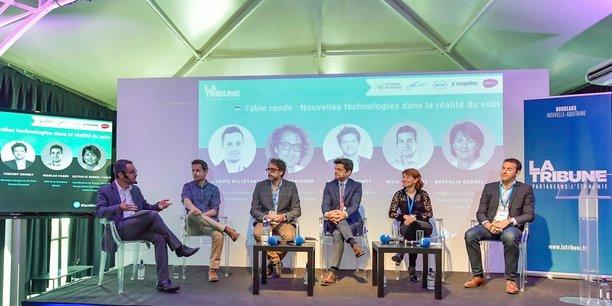 Cette 3e édition bordelaise du Forum Santé Innovation de La Tribune a consacré une séquence aux innovations concrètes en matière de santé.