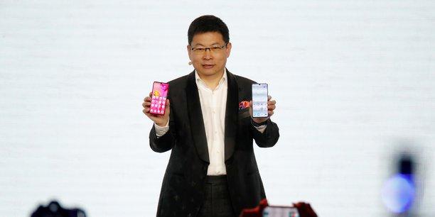 Smartphones : Huawei voit ses ambitions menacées en Europe