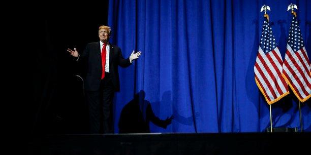 Trump lancera officiellement sa campagne a la mi-juin[reuters.com]
