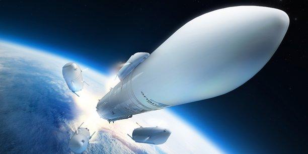 Le premier vol d'Ariane 6 est prévu l'année (2020) où Bordeaux Métropole assurera la présidence de la Communauté des villes Ariane.