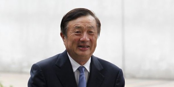 Ren Zhengfei, le fondateur de Huawei.