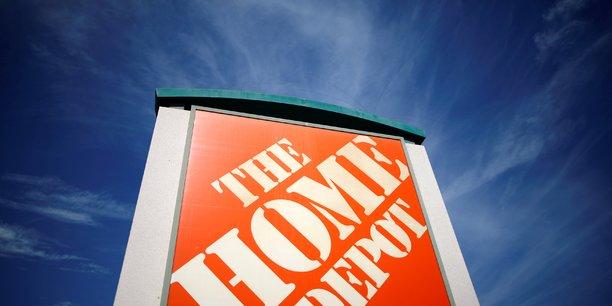 Home depot voit ses ventes constantes ralentir au 1e trimestre[reuters.com]