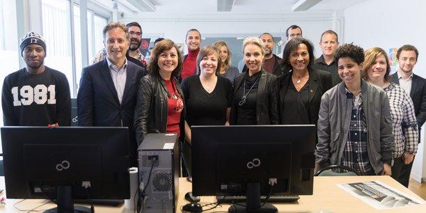 Le site de Toulouse est la 4ème antenne de l'Ecole régionale du numérique créée par la Région, dans le département de la Haute-Garonne.