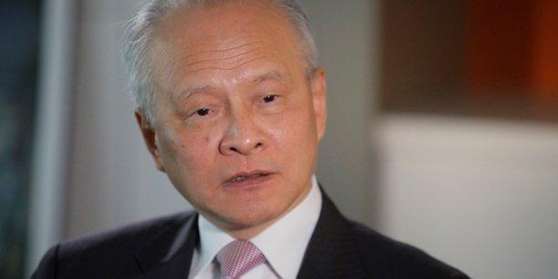 Commerce: pekin pret a poursuivre les discussions avec washington[reuters.com]