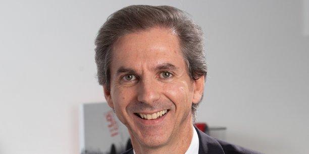 Le directeur général d'Artelia Benoît Clocheret.