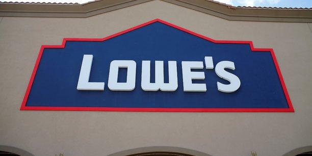 Lowe's abaisse sa prevision de benefice[reuters.com]