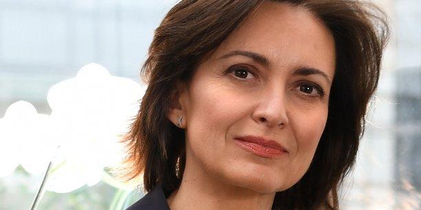 Sylvie Jéhanno, présidente et directrice générale de Dalkia (groupe EDF).