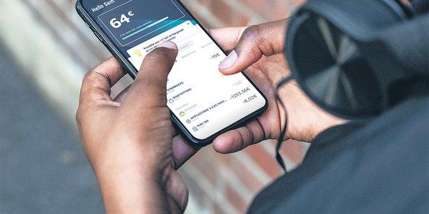 La startup parisienne Pixpay a développé une appli mobile dédiée aux 10-17 ans, leur permettant de mieux gérer leur argent de poche. Une appli miroir permet aux parents de suivre leurs dépenses.