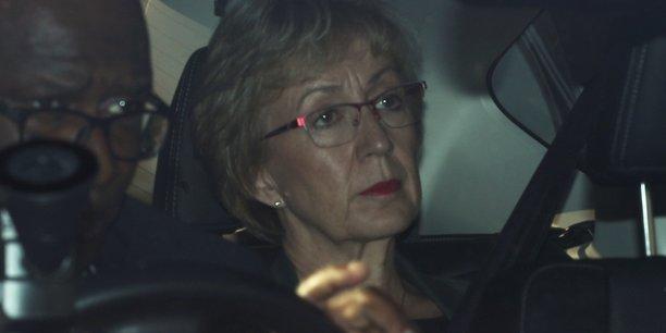 Andrea leadsom quitte a son tour le gouvernement britannique[reuters.com]