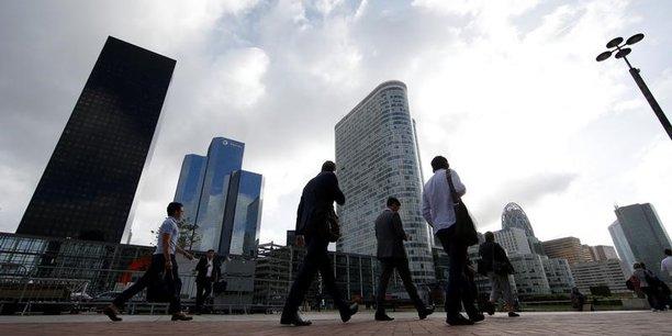 Le climat des affaires retrouve son niveau de l'ete 2018[reuters.com]