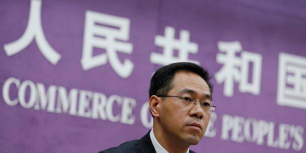 Commerce: pekin appelle les usa a corriger leurs erreurs[reuters.com]