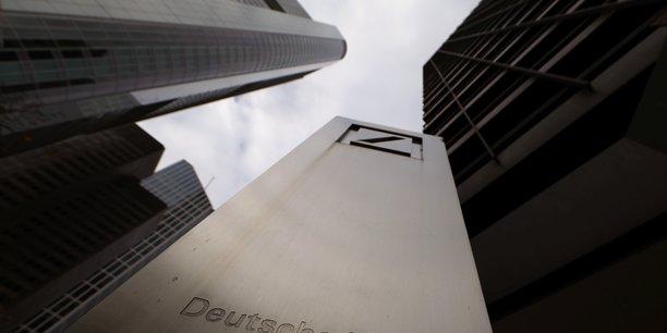 Deutsche bank prete a des coupes drastiques dans la banque d'investissement[reuters.com]