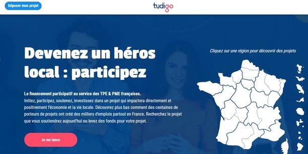 Crowdfunding : Tudigo la plateforme au service des territoires lève 2 millions d'euros