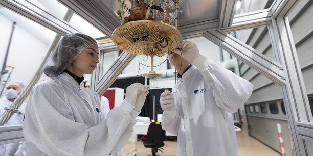 X-IFU sera envoyé dans l'espace par Ariane 6.