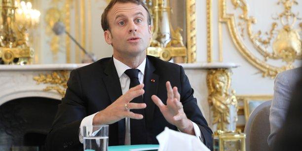 Macron pret a abaisser le droit de vote a 16 ans[reuters.com]