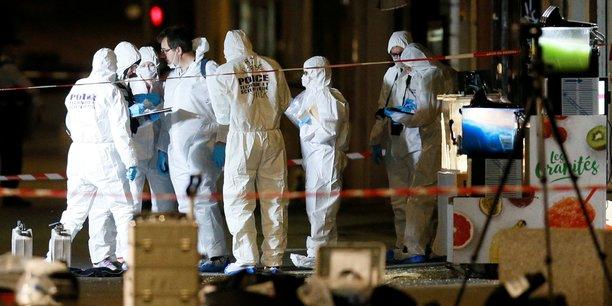 13 blesses dans une explosion a lyon, un suspect recherche[reuters.com]