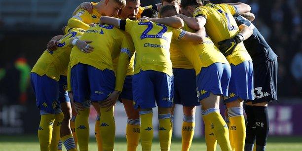 Football: le qatar vise une part dans le club de leeds united, rapporte le financial times[reuters.com]